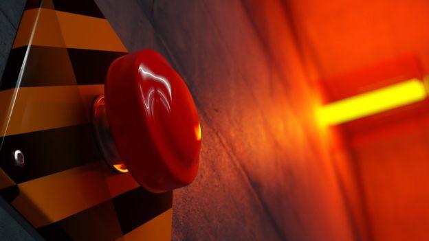 boton rojo de google